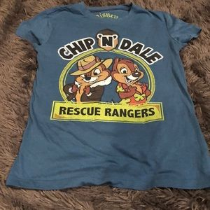 Chip and Dale Disney Couture size small